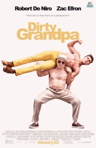 new releases dirty grandpa poster