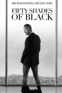 new releases fifty shades of black poster