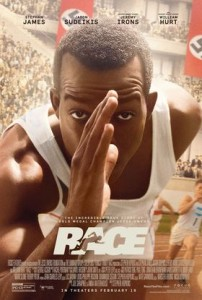 New releases race poster