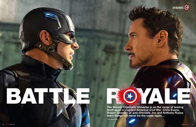 civil war empire face off
