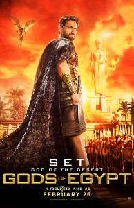 new releases gods of egypt poster