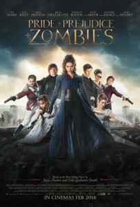new releases pride and prejudice and zombies