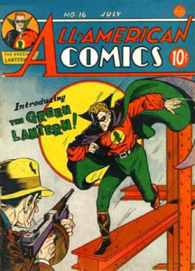 History of the comic book film All-American_Comics_16