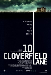 New Releases 10 Cloverfield Lane poster