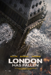 New Releases London Has Fallen poster