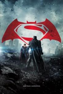 New releases batman v superman dawn of justice poster
