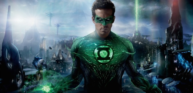 history of the comic book film green lantern