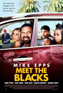 new releases Meet the Blacks poster