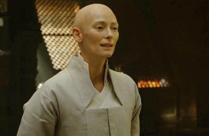 Doctor Strange Tilda Swinton as Ancient One