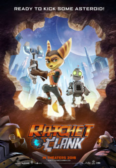 New Releases ratchet and clank poster