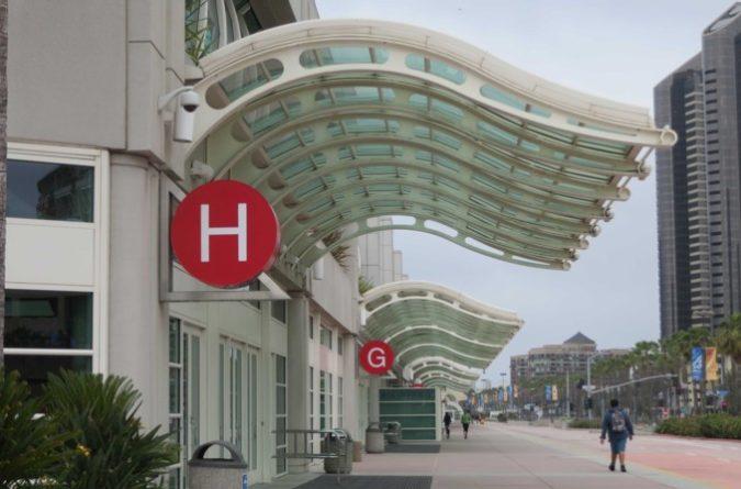 San Diego Comic Con Hall H