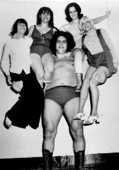 Andre the Giant women