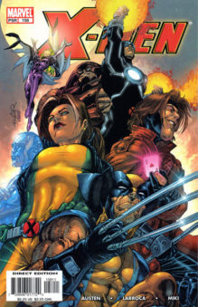 Cracked X-Men Cover