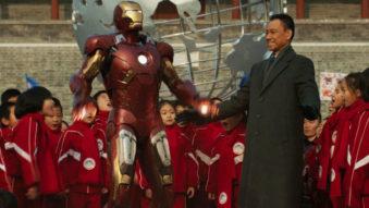Doctor Strange Iron Man in China