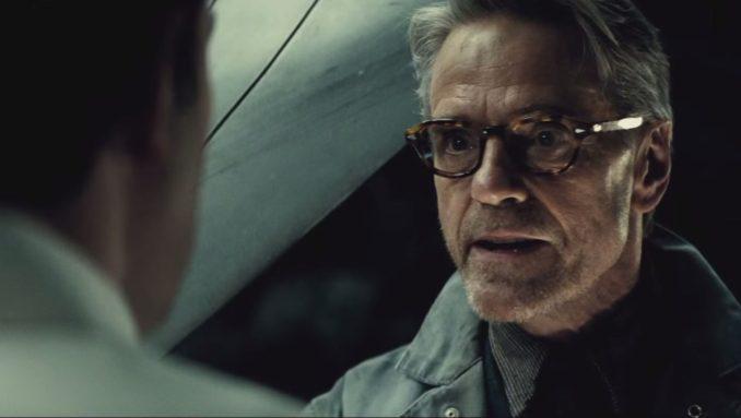 Jeremy Irons Batman V Superman