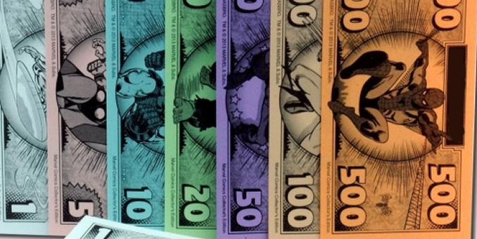 Marvel Money