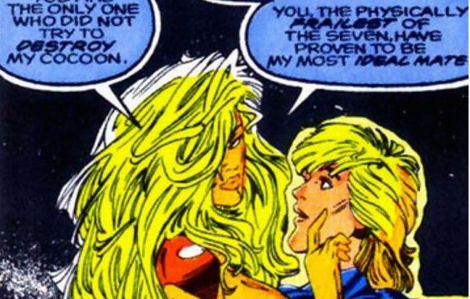 Marvel rumors kismet
