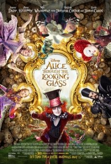 New Releases Alice Through The Looking Glass
