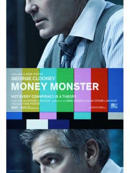 New Releases Money Monster poster