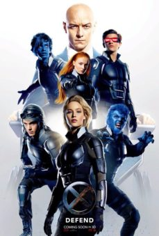 new releases xmen apocalypse poster