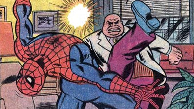 spiderman-kingpin