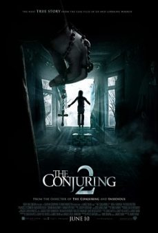 New Releases Conjuring 2 poster