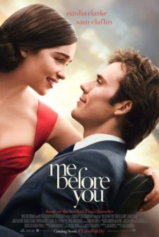New Releases Me Before You poster