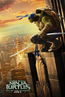 New Releases TMNT 2 poster