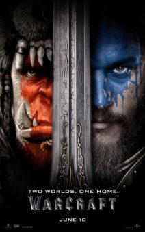 New Releases Warcraft Teaser Poster