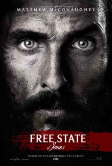 New Releases free state of jones poster