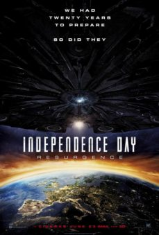 New releases independence day resurgence poster