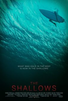 new releases the shallows poster