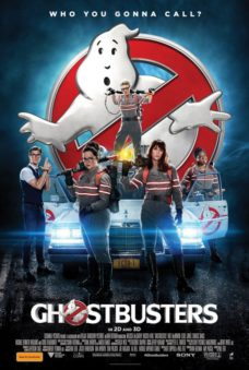 New Releases Ghostbusters poster