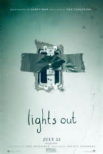 New Releases Lights out