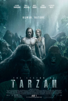 New Releases The Legend of Tarzan poster