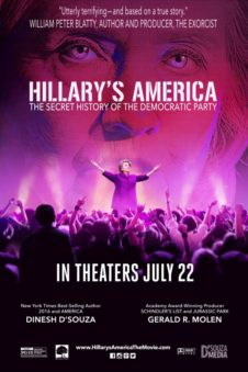 New Releases hillarys america the secret history of the democratic party poster