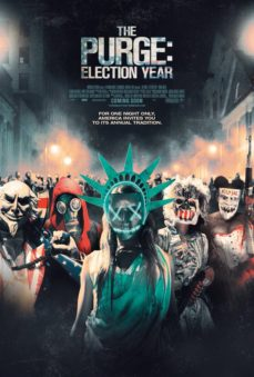 New Releases the purge election year poster