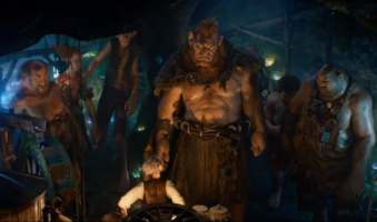 The BFG Review BFG and giants
