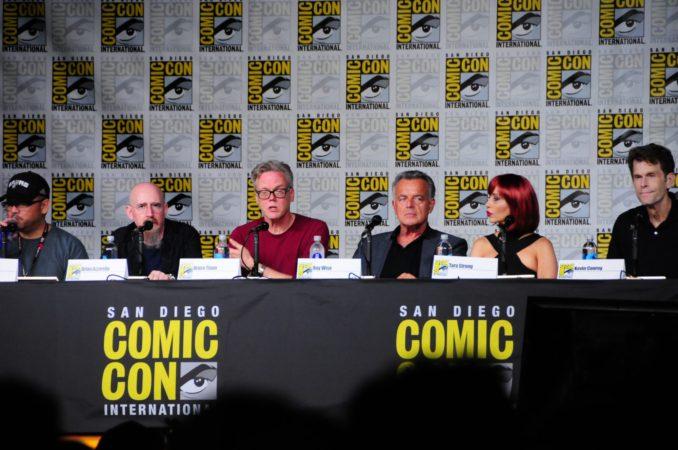 The Killing Joke SDCC panel