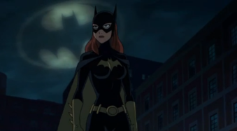 The Killing Joke batgirl