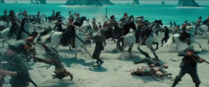 Wonder Woman Amazons at War