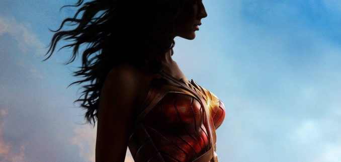 Wonder Woman poster small