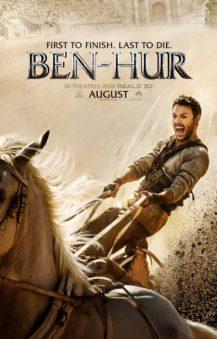 New Releases Ben-Hur poster