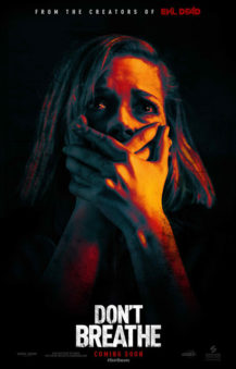 New Releases Don'T Breathe poster