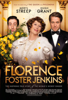 New Releases Florence Foster Jenkins Poster