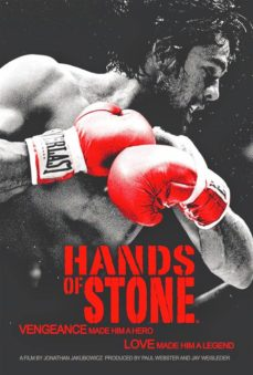New Releases Hands of Stone