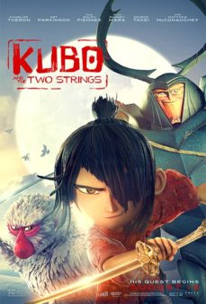 New Releases Kubo and the 2 Strings
