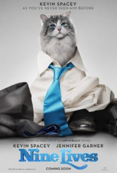 New Releases Nine Lives poster