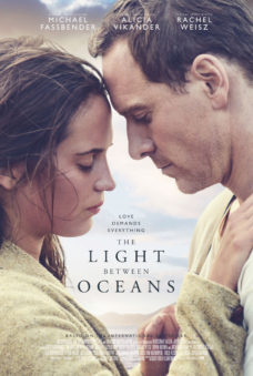New Releases The Light Between The Oceans poster