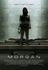 New Releases morgan poster